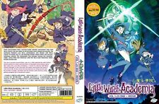 ANIME DVD~ENGLISH DUBBED~Little Witch Academia(1-25End+Movie)FREE SHIPPING+GIFT