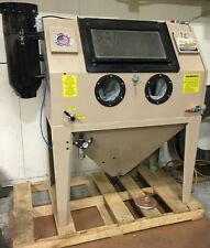 BB-1050XLD BLASTERS SAND BLAST CABINET ABRASIVE BLASTER MADE IN USA ALL WELDED