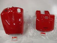 HONDA NPS50 RUCKUS BATTERY PLASTIC FIGHTING RED 64300-GGA-740ZA 81130-GEZ-010ZJ