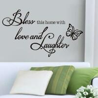 75 Styles Removable Quote Art Decor Vinyl Wall Sticker Mural DIY Home Room Decal