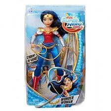 "Dc Super Hero Girls Wonder Woman 12"" Action Doll, New, Free Shipping"