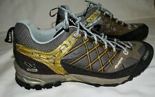 Details about Salewa Wildfire Vent Shoes AtlantisSulfur Womens Size US 7 Alpine Fit