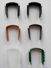 More details for fence noise stoppers (bag of 12) *choice of 5 colours* - stops rattling