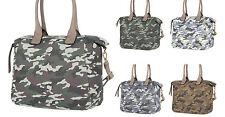 Markenlose Damentaschen mit zwei Trägern aus Synthetik