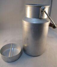 Vintage French Style Small Metal Milk/Cream Churn - Dairy - Kitchenalia 1950's?