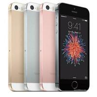 New Sealed Apple iPhone SE 128GB GSM AT&T T-Mobile Verizon Unlocked Smartphone