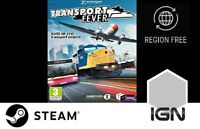 Transport Fever [PC] Steam Download Key - FAST DELIVERY