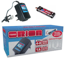 Orion 30202x1 IQ801 UK Fast Charger & Sport 7.2V 2200mAh Battery Combo