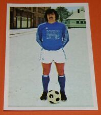 280 HARDOUIN RP STRASBOURG MEINAU AGEDUCATIFS FOOTBALL 1973-1974 73-74 PANINI