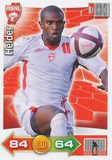 HELDER # BRAZIL AS.NANCY CARD PANINI ADRENALYN 2012