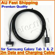 "Data Charger Cable for Samsung Galaxy Tab2 10.1"" P5100 P5110 7"" P3100 Tab1 P1000"