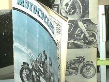 MOTOCYCLES 12 1952 :200 DOT CROSS/ VETEMENTS & EQUIPEMENTS/SALON DE LONDRES