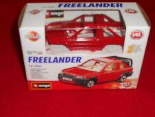 1/43 FREELANDER COD 49506 METAL KIT ROSSA RED  BURAGO  NUOVA SCATOLA NEW IN BOX