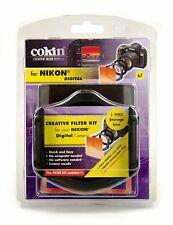 Cokin P Series Starter Kit - Holder, P197 Sunset Filter & 67mm Adapter Ring