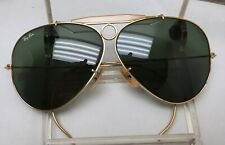 Vintage Men's Ray Ban Aviator Sunglasses - As Is