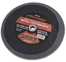 """12 """" / 300 mm Abrasive Metal Cutting Disc Saw Blade"""