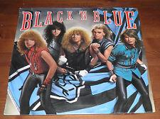 Black 'N Blue-USA Geffen VINYL SEALED LP-NWOAHM Heavy Metal NWOBHM Hard Rock-'84