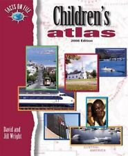 Facts on File Children's Atlas (Facts on File Atlas)-ExLibrary