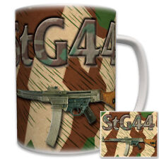 Militär Wh 2WK Sturmgewehr 44 Stg 44 Splittertarn Waffe - Tasse #6254