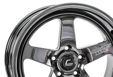 Cosmis Racing XT005R 18x9 +25 18x10 +20 5x114.3 Black Chrome Mustang Supra RX7