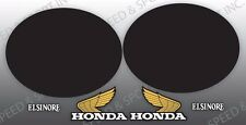 HONDA 1980 80 CR80 CR 80 CR80R DECALS GRAPHICS KIT TANKS SIDE COVERS LIKE NOS