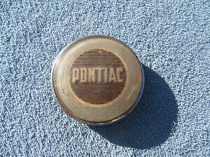 1940s Vintage Original Pontiac Horn Button Cap