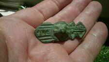 De hecho muy raros Escudo Romano tipo peroné Broche generalmente usado por los soldados esposa