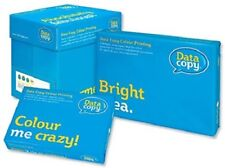 DATA COPY Colour Printing Paper 160gsm A4 Ref. 84685 [250 Sheets] * WHITE