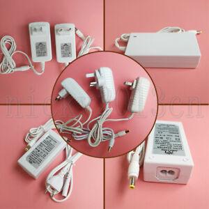 Full Power 12V/24V  Power Supply Adapter Transformer Switching LED Driver White