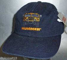 AMERICAN NEEDLE HUMMER HUMVEE Vintage Snapback Cap 90s NOS NEU