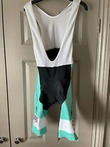 Bianchi bib shorts