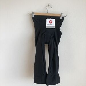 Castelli Womens Evoluzione Cycling Knicker Pants Donna Size Small NEW MSRP $90