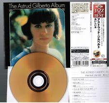 ASTRUD GILBERTO Album JAPAN Mini-LP CD 24k GOLD w/OBI+BOOKLET UCCU-9522 Free S&H
