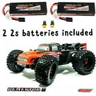 Team CORALLY V2 1/8 Dementor W/ 2 2S BATTERIES XP 6S 4WD Truck Brushless