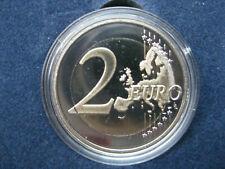"""2 euro MALTA 2011 """"FONDO SPECCHIO """" """"PROOF"""" 1849 Primi rappesentanti elettorali"""
