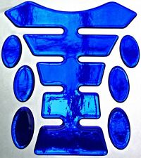 Mirror Blue 3D Resin Gel Tank Pad K1