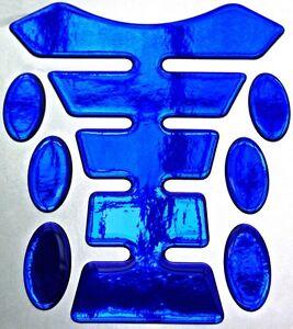 Mirror Blue 3D Resin Gel Tank Pad K1