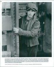 1985 The Journey of Natty Gann Original Press Photo John Cusack