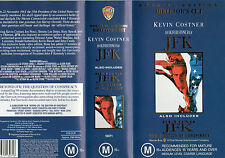 JFK - Special Edition Plus BEYOND JFK - 2 x VHS - PAL - N&S - Never played!!