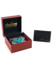 Iron Man Wearable Arc Reactor Replica Pin Magnetic Avengers Infinity War Marvel