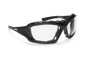 Bertoni Sport Prescription Photochromic Sunglasses Convertible to Goggles - F366
