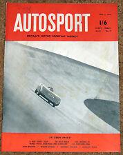 Autosport 7/5/54 - TULIP RALLY - MILLE MIGLIA - BRANDS HATCH INTERNATIONAL