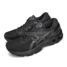 Asics Gel-Kayano 27 Black Grey Women Running Shoes Sneakers Trainer 1012A649-002