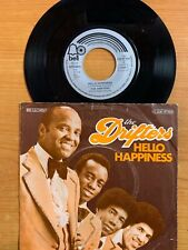 "Drifters - Hello Happiness // 7"" - 1.German-Pressing 1976"