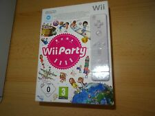 Nintendo Wii Game-Wii Party (box Set con Control Remoto Wii), Pal