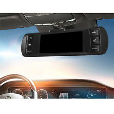 "7"" HD Wireless WiFi Rearview Mirror Dash Camera 5.0MP GPS Mirror Car DVR"