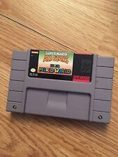 Super Mario All Stars Super Mario World Super Nintendo Snes BA1
