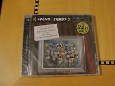 Moussorgsky / Ravel - Pictures - Reiner - Gold Audiophile CD APO Living Stereo #
