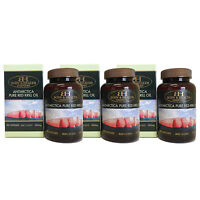 Body & Health Antarctica Pure Red Krill Oil 500mg 90 Capsules x 3 Units