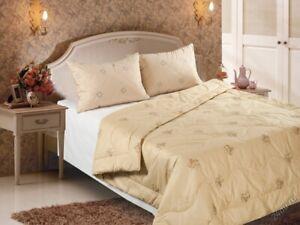 """Blanket """"Camel"""" satin 300g/m2 suitcase TOG 10.5"""